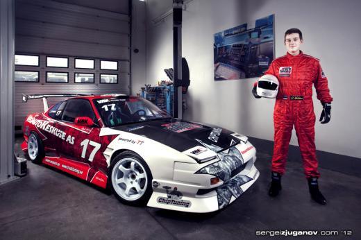 Harold Valdma-VAK Racing Team 2012