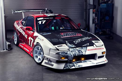 NISSAN 200SX-VAK Racing Team 2012