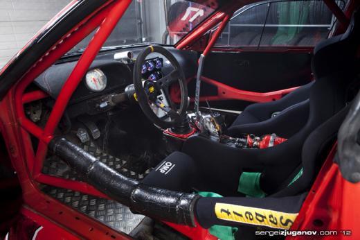 NISSAN 200SX- VAK Racing Team 2012
