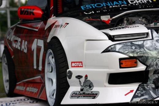 VAK Racing Team 2012 NISSAN 200SX